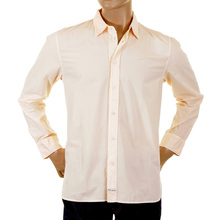 CP Company Shirt mens washed peach long sleeve shirt 44181526 CP3922