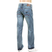 Armani Jeans J38 regular fit light wash denim jean M6J38 1M AJM2199