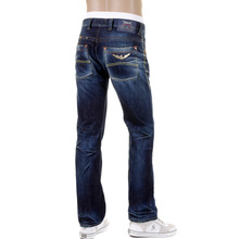 Armani Jeans slim fit J08 Limited Edition blue wash denim jeans M6J08 4A AJM2183
