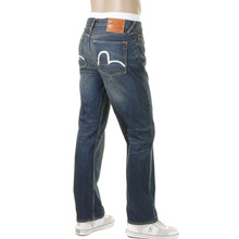 Evisu Jeans regular fit denim jean EAW09GMJE153 D445 EVIS1941