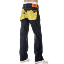 RMC Martin Ksohoh JEANS The Dream of the Fisherman's Wife Gold Limited Edition jeans REDM2975