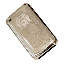 RMC Martin Ksohoh Aluminium iPhone 3GS Incase Slider Case Limited Edition Silver Cover REDM1983
