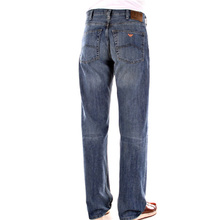 Armani Jeans J07 regular waist denim jean AJM6638