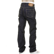Sugar Cane Mens SC40065N Vintage Cut Non Wash Japanese Selvedge Raw Denim Union Star Jeans CANE9029