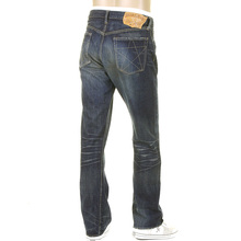 Sugar Cane Union Star SC40065H Japanese selvedge dark hard wash denim jeans CANE9028
