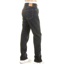 Sugarcane Mens SC41966A Vintage Cut One Wash Japanese Selvedge Denim Jeans CANE2826
