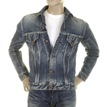 Sugar Cane jacket SC11901H light hard wash Lone Star denim jacket CANE2829