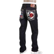 RMC Martin Ksohoh jeans FUKUSUKE & TEN CHI JIN slimmer cut 1001 model denim jeans REDM1162