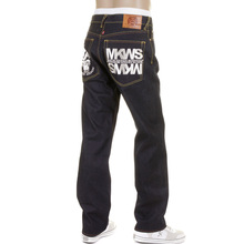 RMC Martin Ksohoh Silver Empire Cyber Monkey slimmer cut 1001 model denim jean REDM1146