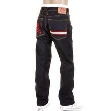 RMC Martin Ksohoh Dark Indigo Cotton MKWS Slimmer Cut 1001 Model Raw Denim Jeans for Men REDM1155