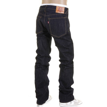 RMC Super Exclusive 1001 Slim Handmade 15.5oz Dark Indigo Red Line Selvedge Raw Denim Jeans REDM2020