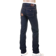 Armani Jeans J21 regular fit classic wash denim jean P6J21 6Q AJM1485