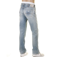 Armani Jeans J21 regular fit vintage denim jean P6J21 6A AJM1481