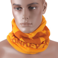 RMC Martin Ksohoh MKWS Fleece Neck Warmer Snood in Yellow REDM5503A