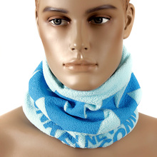 RMC Head Warmer Martin Ksohoh MKWS reversable sky blue neck warmer snood 5515N01D5 REDM5493