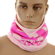 RMC Martin Ksohoh Reversible 5515N01D5 Fleece Neck Warmer Snood in Light Pink REDM5484A