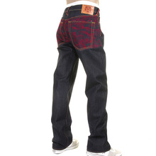 RMC Martin Ksohoh jeans full back Red Tsunami wave REDM1774