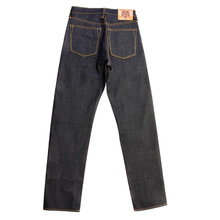 RMC Martin Ksohoh Raw Unwashed Vintage Finished Dry Denim Jeans in Dark Indigo REDM2285