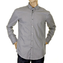 Boss Black shirts black and grey check Peric 50205524 025 Hugo Boss shirt BOSS2486