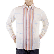 SeeMe white long sleeve Rohit shirt SEEM2629
