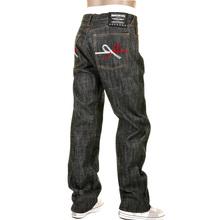 RMC Super Exclusive MKWS 9th Anniversary Mizuhiki RQP11104 Black Unwashed Selvedge Raw Denim Jeans REDM1205