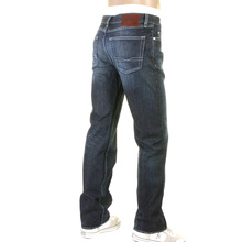 Boss Black Jeans Texas 50197352 432 stretch Hugo Boss denim jean BOSS1590