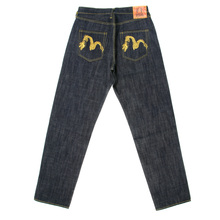 Evisu jeans No 1 Special embroidered logo denim jeans EVIS1681
