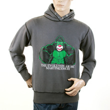 RMC Martin Ksohoh Regular Fit Slate Grey RWC141262 Ape RMC Evolution Hooded Sweatshirt for Men REDM0912