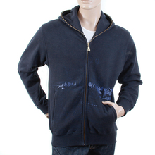 RMC Martin Ksohoh Regular Fit Navy RJK141162 Toyo Story Bridge Hooded Sweatshirt for Men REDM1069
