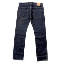 Armani Jeans J08 slim fit indigo stretch denim jeans R6J08 7Q AJM0013