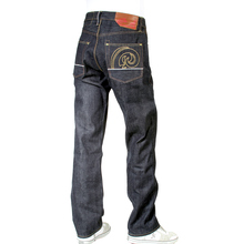Ijin mens J5211 23 big horn 13oz Japan weave dry denim jeans Ijin2314