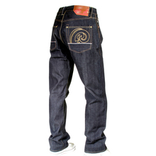 Ijin mens J5211 72 big horn organic 13oz dry denim jeans Ijin2323