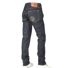 Ijin mens J5212 74 little horn vintage oe 14oz dry denim jeans Ijin2311