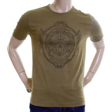 Hugo Boss Black Label mens khaki Terni 81 50230771 t shirt BOSS1439