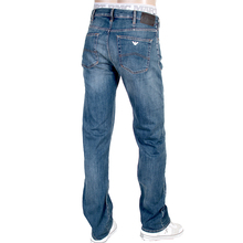 Armani Jeans mens J21 regular fit 06J91 2U stretch denim jeans AJM2049
