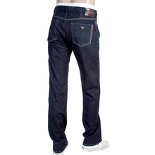 Armani Jeans mens J21 regular fit T6J91 4E stretch denim jeans AJM0186