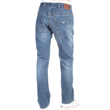 Armani Jeans mens J08 slim fit U6JO8 1C stonewash stretch denim jeans AJM2018