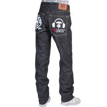 RMC X 4A Version 5 mens whiteLike Black Monsterider FMUnion jeans RMC1943