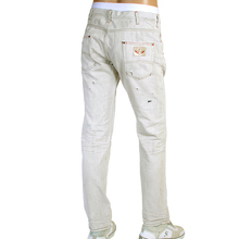 Armani Jeans mens J18 regular fit T6J18 DF natural denim jeans AJM0456