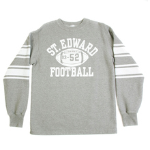 Cheswick Long Sleeved Light Grey CH64089 College Football Mens Sweatshirt CANE2841