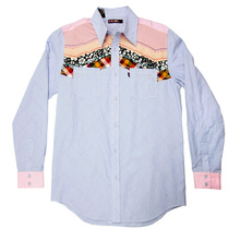 Yoropiko mens long sleeve shirt. YORO0244