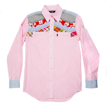Yoropiko mens long sleeve shirt. YORO0260