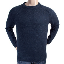 Carhartt mens navy heather 1010977 anglistic knitwear sweater CARH3196