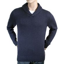 Scotch & Soda mens navy shawl collar 1304 08 60040 knitwear sweater SCOT3137