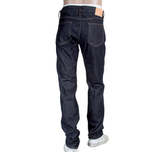 Sugarcane Slim Fit CP41218 Straight Leg One Wash Selvedge Denim Jeans for Men CANE4412A