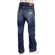 Sugarcane Vintage Cut SC41111H Japanese Lone Star 1930s Cowboy Hard Wash Denim Jeans for Men CANE1333