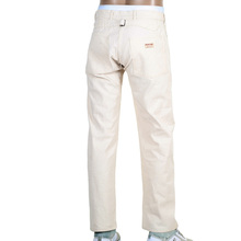 Sugarcane Mens Straight Fit SC41008N Cotton Unwashed Work Pant CANE2985
