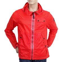 Descente mens dualism parachute fabric jacket DESC3646