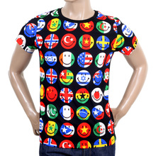 Moschino mens printed t shirt MOSM4807