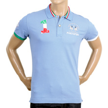 La Martina stretch cotton polo shirt LAMA3529